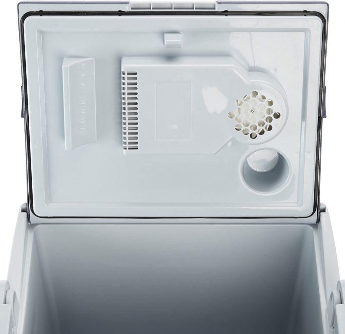 Voici un exemple de glalcière électrique