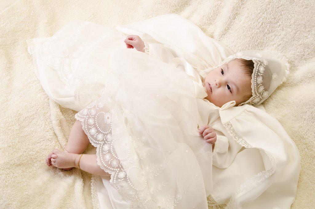Idée de cadeau de baptême pour une petite fille