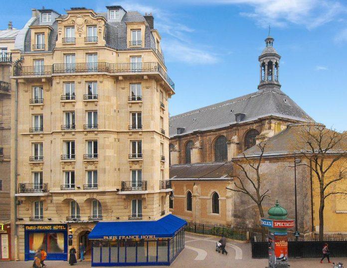 Où se loger à Paris pendant un week-end romantique?
